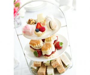 Afternoon Tea Prize Draw